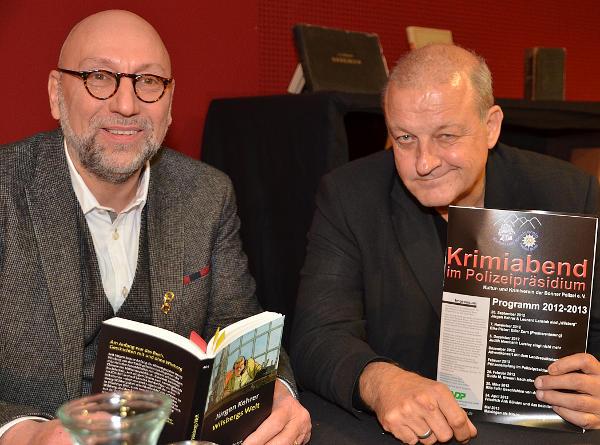 Jürgen Kehrer und Leonard Lansink