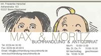 Buchhandlung Max & Moritz