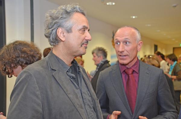 Friedrich Ani und Jörg Pfefferkorn