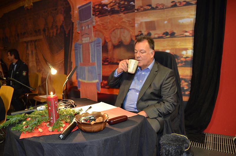 """Kriminalhauptkommissar Josef """"Jof"""" Kollmann"""