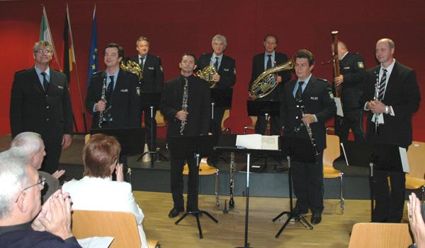 Harmonieensemble des Landespolizeiorchesters Nordrhein-Westfalen