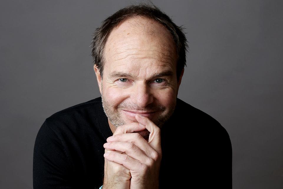 Krimiautor Dietmar Doerner (Foto Herff)
