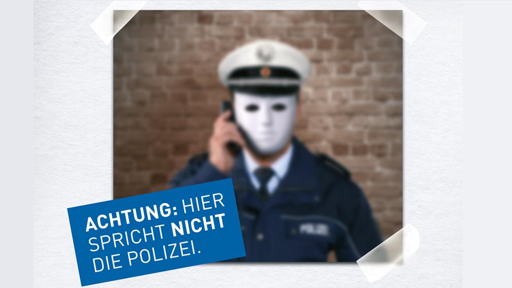Achtung: Falsche Polizisten am Telefon