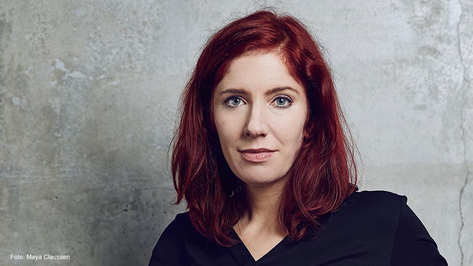 Judith Merchant, Foto: Maya Claussen