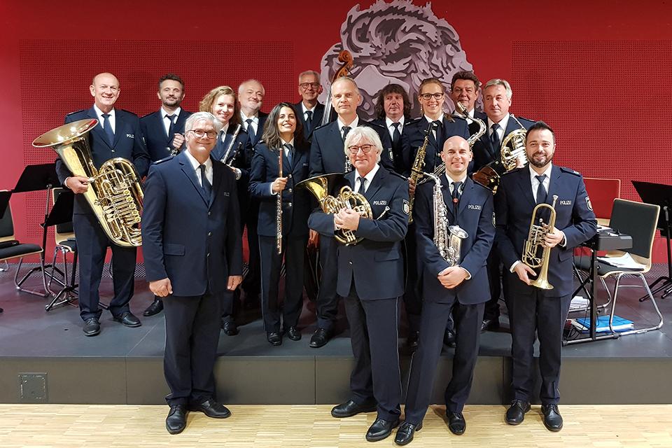 Landespolizeiorchester NRW